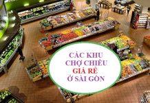 cho chieu Sai Gon