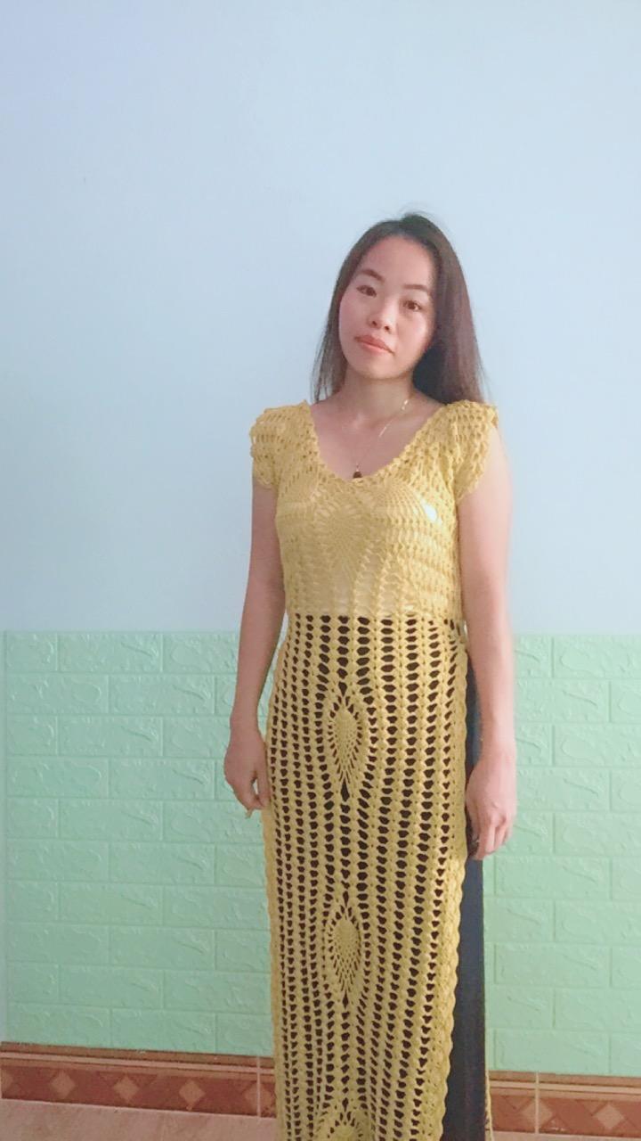 móc áo dài Việt Nam